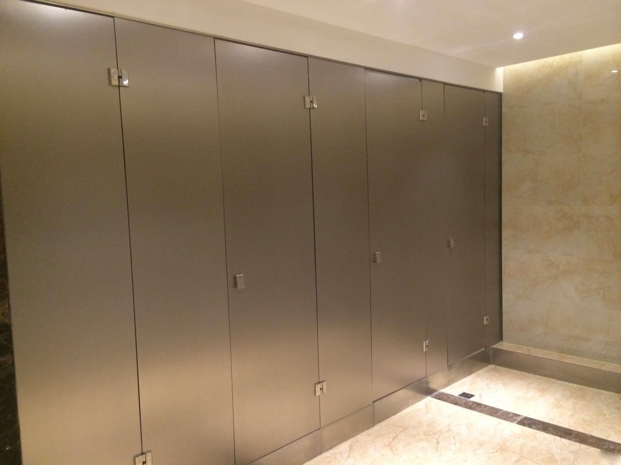 金属蜂窝板卫生间