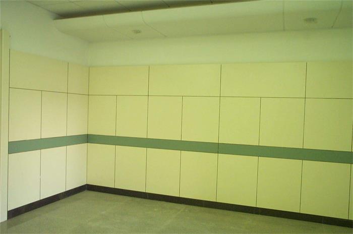 医院挂墙板
