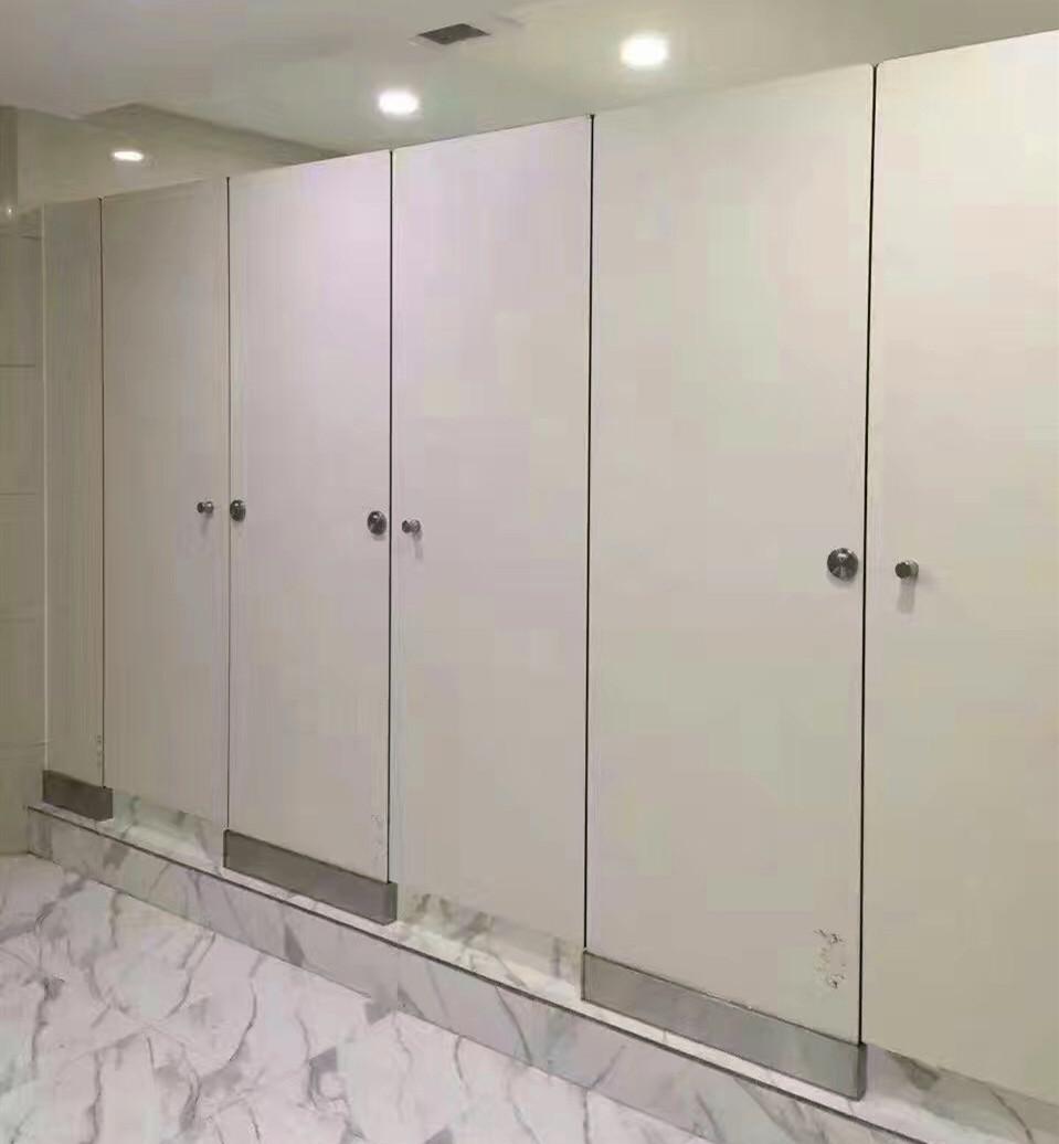 PVC板卫生间隔断-2