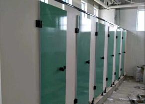 工厂双拼PVC卫生间