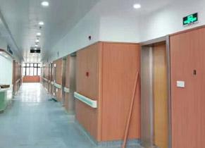 医院挂墙板系统