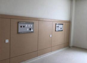 医院病房挂墙板
