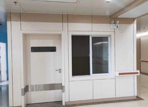 医院收费处挂墙板