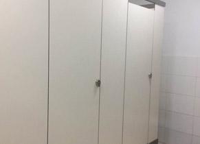写字楼洗手间隔断