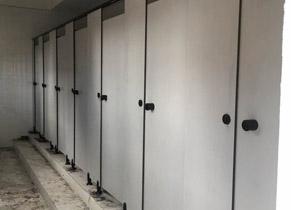 防潮板卫生间隔断